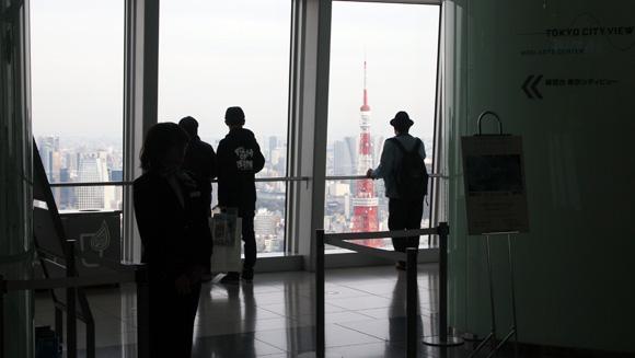 六本木ヒルズ 森タワー52F