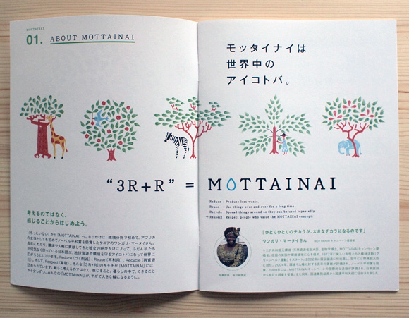 3R+R = MOTTAINAI