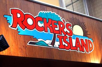 ROCKERS ISLAND ロッカーズ・アイランド