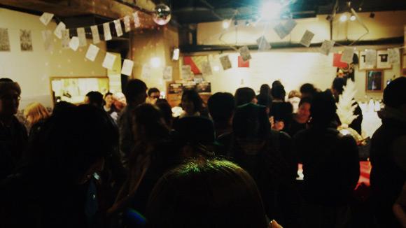 KYOTARO祭り2012 地球に生まれて良かった!!! 知恵力元年!!! ライブペイント