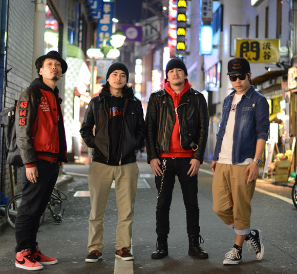 RAM HEAD / RUEED / J-REXXX / APOLLO