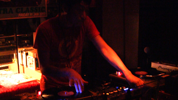 OLD NICK a.k.a DJ HASEBE