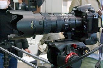 Nikon D800 (CP+ 2013)