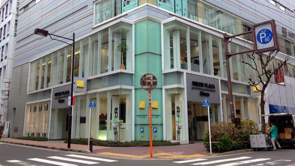ニコンプラザ銀座 - ショールーム