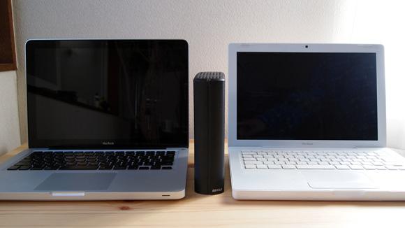 MacBook データ移行