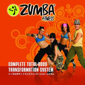 【正規品】 ZUMBA(ズンバ) 日本語版(日本語字幕&吹替え) パーフェクトボディセット