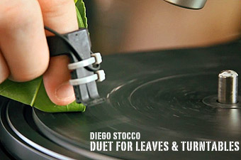 Diego Stocco - Duet for Leaves and Turntable