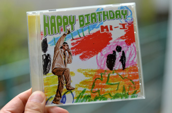 Mi-I(ミアイ)「HAPPY BIRTHDAY」