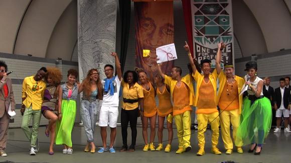 Yallow Yellow (One Love Jamaica Festival)