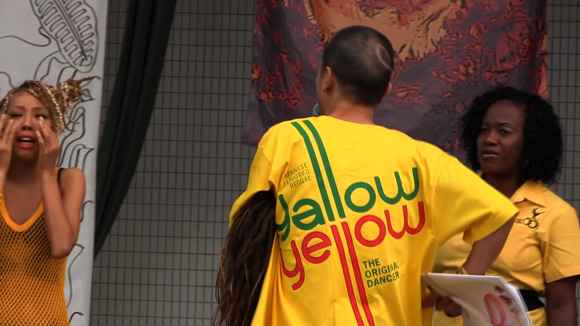 Yallow Yellow (One Love Jamaica Festival)