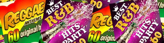 iTunes Store 93%OFF!レゲエ、R&Bのビッグチューンを60曲まとめて1,000円の爆安セール中。
