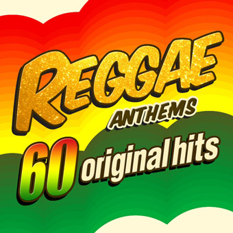 REGGAE ANTHEMS 60 original hits
