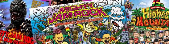 20年ぶりにJTB、リスペクト!Mighty Jam Rockこの夏の新作続々 & Highest MOUNTAIN 2013。