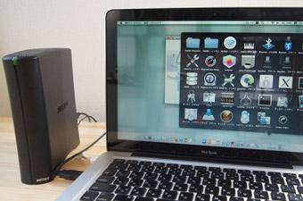 Mac、タイムマシンの「移行アシスタント」を使って元通りに復元!