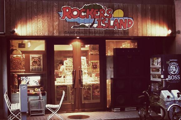 ROCKERS ISLAND OSAKA SHOP