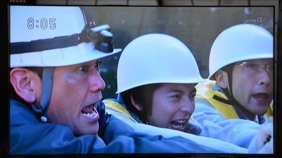 NHK「あまちゃん」きたてつ 3.11震災復興