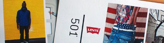 リーバイス140周年!501冊世界限定本を発売。代官山で超ビンテージも展示。