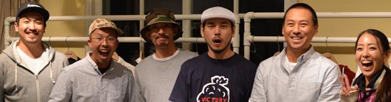hideride(ハイドライド)。Bush Hunter Musicが手掛けるファッションブランド新作展示会!