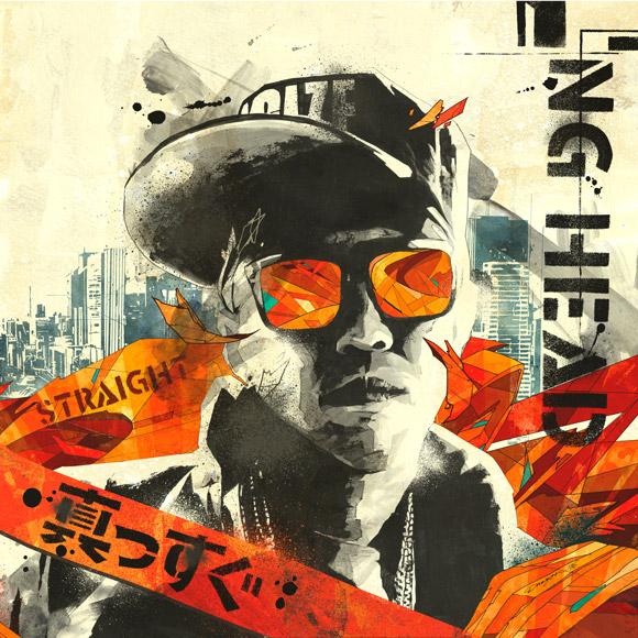 NG HEAD NEW ALBUM「真っすぐ STRAIGHT」
