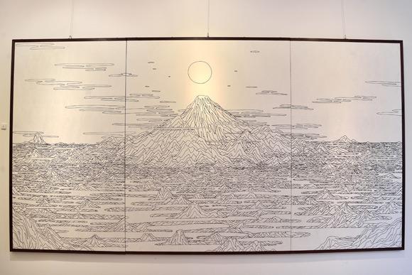 狩集広洋個展 KARISHU'S ART EXHIBITION(武蔵野画廊)