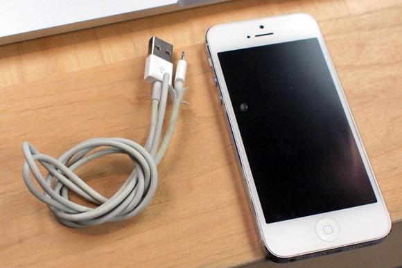 iPhone 5 故障