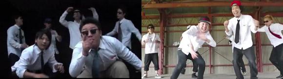 「へそ曲がり」/ J-REXXX feat. RAM HEAD, APOLLO, 寿君, THUNDER, TRIGGER(KYO虎),TOP RUNNER