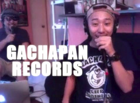 GACHAPAN RECORDS (Gacha + Pancho)