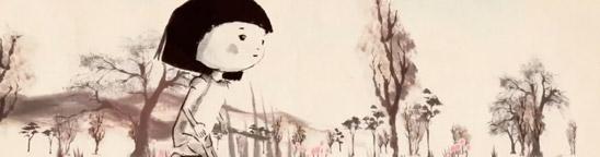 ドイツ在住の日本人学生のアニメ「Abita」。福島の子供たちの現実を描く。