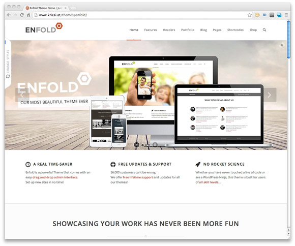ENFOLD (themeforest)