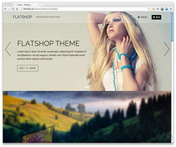 FLAPSHOP (themify)