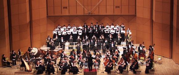 Japan BGM Philharmonic Orchestra.