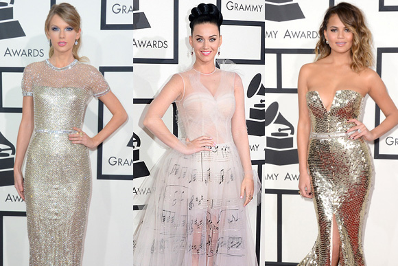 Best Dressed at the 2014 Grammys