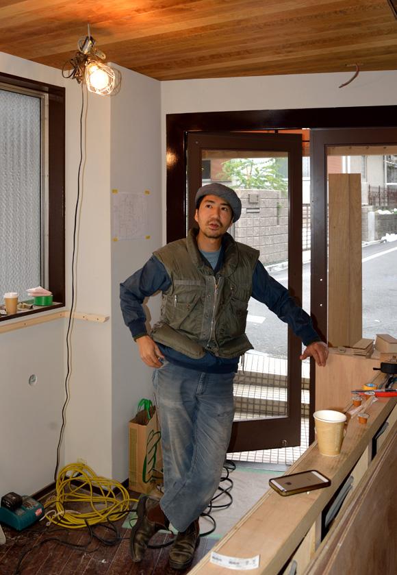 IWATAKI FUMIHISA 岩瀧史尚(いわたきふみひさ)氏