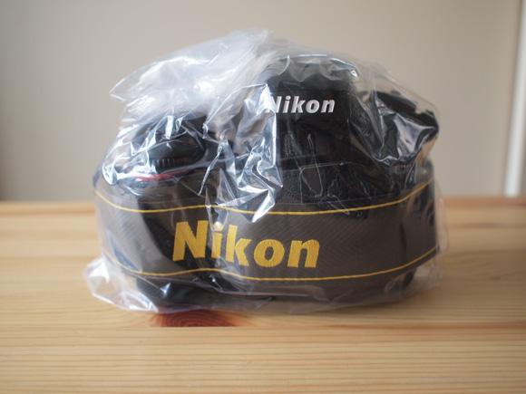 Nikon D600 修理返却(本体)
