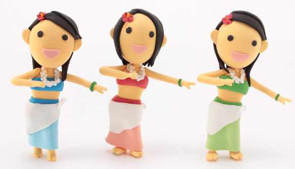 フラダンス(ハワイ)