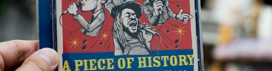 全国10サウンドが、亡くなったレジェンド達のダブプレートを一堂に!A PIECE OF HISTORY。
