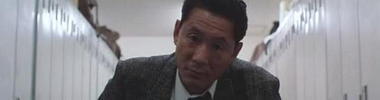 25年前の北野武初監督作品「その男、凶暴につき」を、今頃初めて見ました。