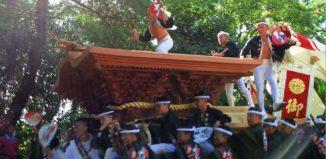 ARM STORONG & かしわ「DA 祭り」。大阪泉州だんじり祭りをテーマにした曲を無料配信