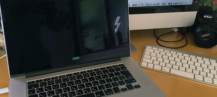 子どもの写真・動画が全部消えた! MacBook Proが起動せず → SSD故障 → ThunderBoltでつないで救出 → マウントせず → 号泣!