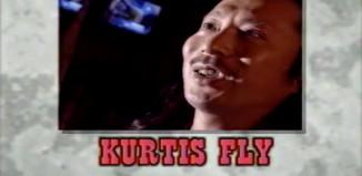 ソウルミュージシャンCurtis MayfieldのSuperflyが好き。だからカーティス・フライ。