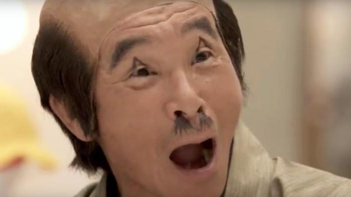 間寛平さんのギャグ「アメマ」