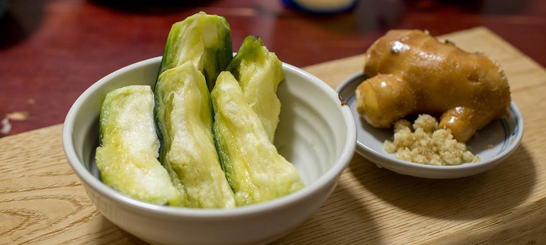 大阪・泉州名物「水ナス漬け」を、美味しく食べる5つのルール