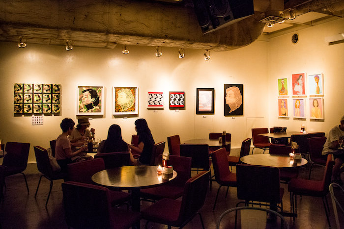 MURASAKI個展「LADIES FIRST」@NOS EBISU(東京・恵比寿)