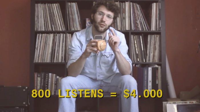 画像参照元:SLEEPIFY /// The Spotify Funded Vulfpeck Tour : YouTube