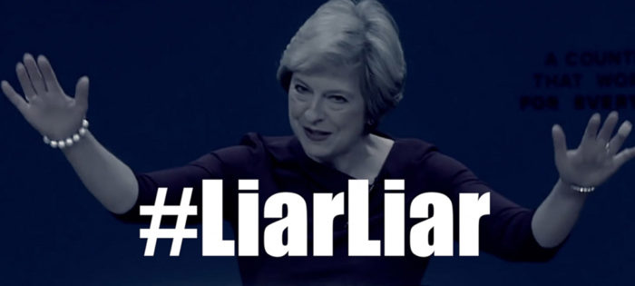 メイ首相は嘘つきだ! Captain SKAのレゲエが、イギリス総選挙を敗北に追い込んだ