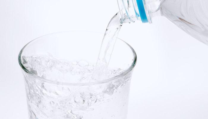 美味しそうなお水