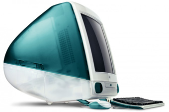 Apple iMac (Rev.A / Bondi Blue)