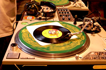 REGGAE MUSIC (7inch records)