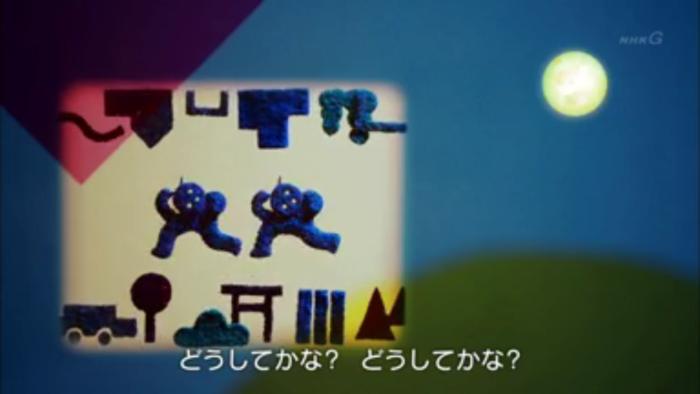 NHKネットでテレビ実験 低画質