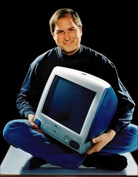 1998 iMac (Steve Jobs)